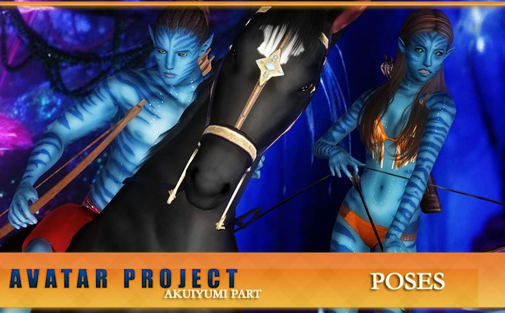 """Avatar Project"""