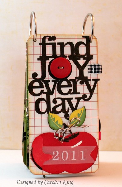 CK Find Joy Every Day Mini album *Echo Park* - Two Peas in a BucketAlbum Covers, Scrapbook Ideas, Minis Dog Qu, Minis Album, Mini Albums, Minis Scrapbook, Scrapbook Minis, Album Cards, Scrapbook Album