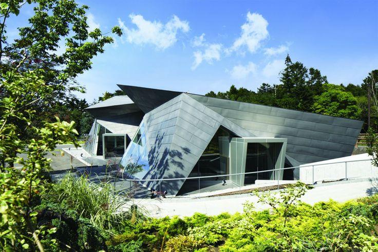 Complexo de Museus Karuizawa / YASUI HIDEO ATELIER