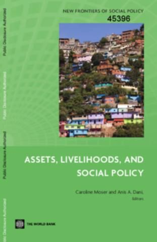 Narayan, D. and S. Kapoor (2008) 'Beyond sectoral traps: creating wealth for the poor',     in     C. Moser, and A. Dani (eds) Assets, Livelihoods and Social Policy, World Bank, Washington, DC