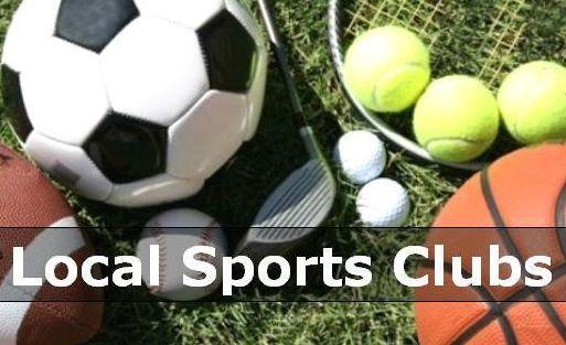 Lokale sport clubs