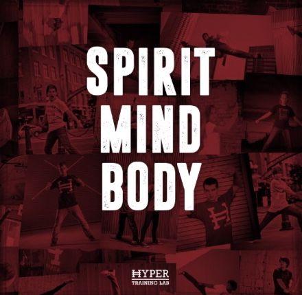 Spirit, Mind, Body.