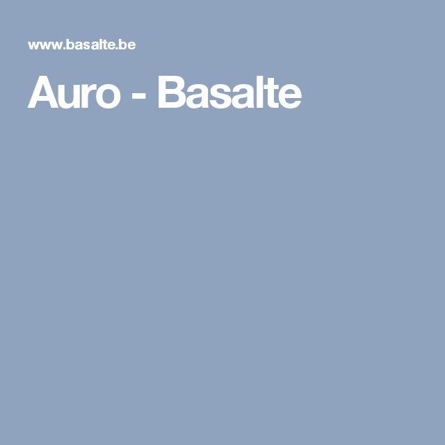 Auro - Basalte