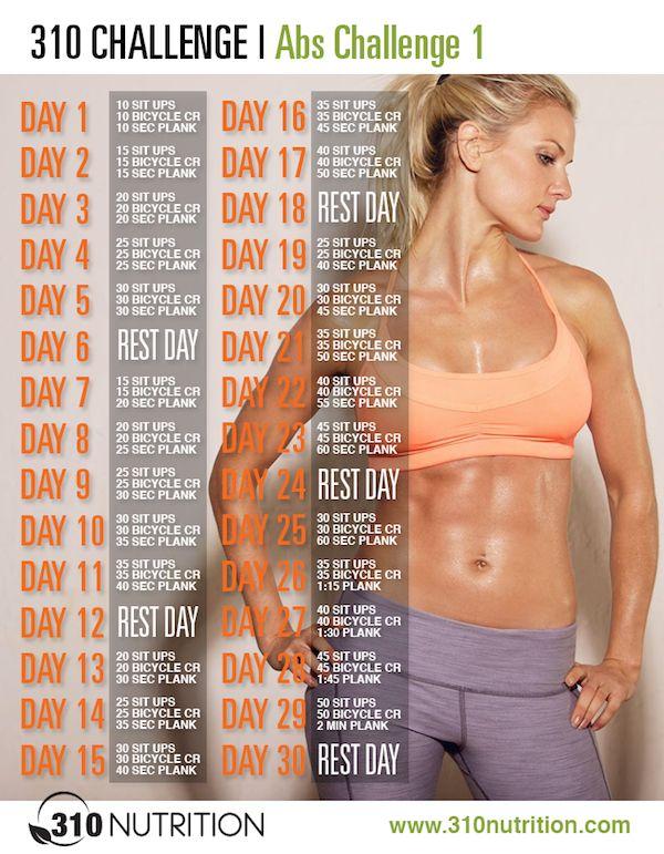 Jenni jwoww farley - 310 nutrition ab challenge with gretchen rossi and kim zolciak