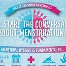 World Menstrual Hygiene Day is around the corner and this year the theme is about education and why #menstruationmatters  Find out more here: http://menstrualhygieneday.org/project/infographic-mhm-basics/