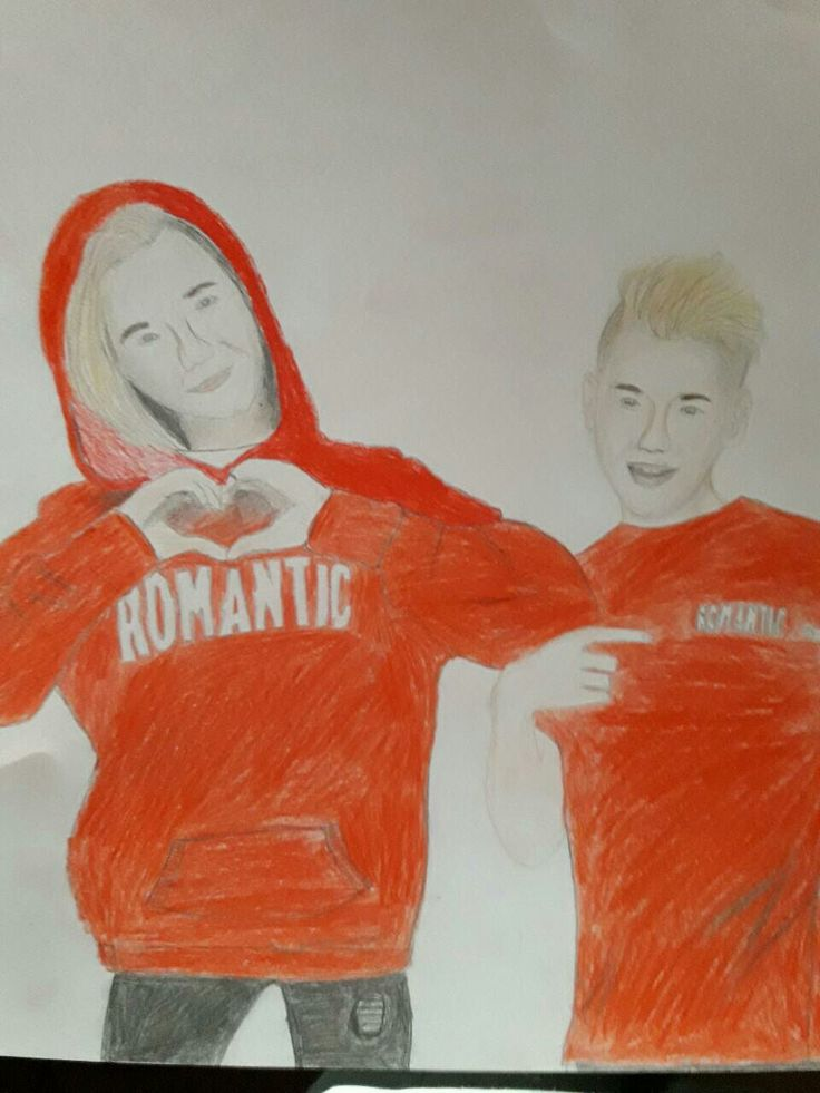 My drawing of Marcus and Martinus #drawings #M&M # ...
