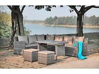 17 best ideas about polyrattan sitzgruppe on pinterest, Garten Ideen