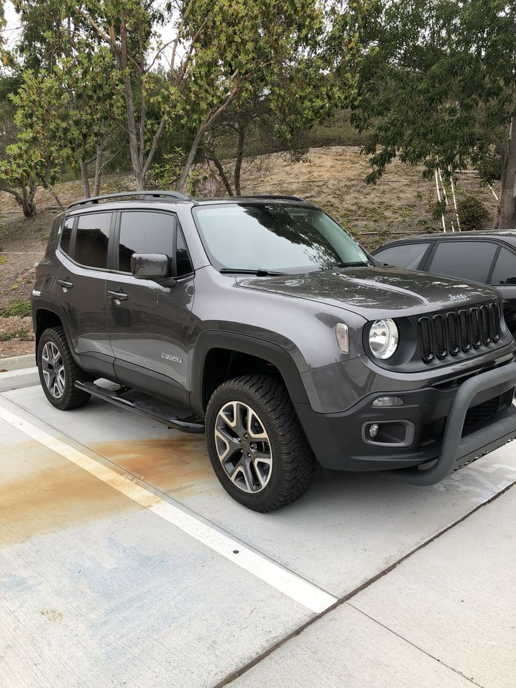 Jeep Renegade in 2020 (With images) Jeep renegade, Dream