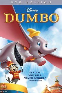 Dumbo, 1941. Ridiculed because of his enormous ears, a young circus elephant is assisted by a mouse to achieve his full potential. X
