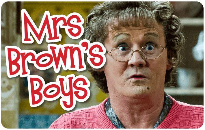 mrs browns boys - Google Search