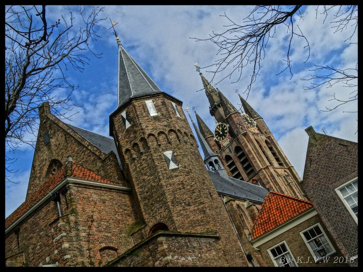 https://flic.kr/p/EK2eqX | Famous spot of Delft | This photo had so much inner beauty, i did not have to do much.