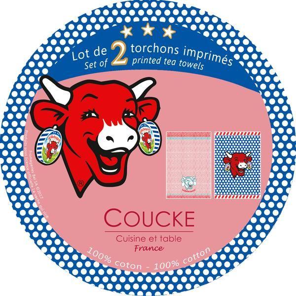 Les 269 meilleures images du tableau objets la vache qui rit sur pinterest la vache qui rit - Torchons de cuisine originaux ...