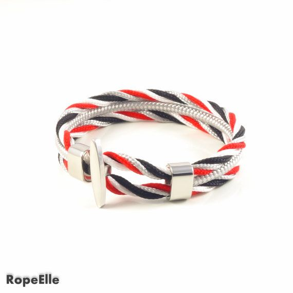 Rope bracelet,Nautical bracelet,Mens bracelet, Gift, Woman Bracelet,Paracord,Sale, Birthday jewelry, Sailor bracelet, Couple bracelet