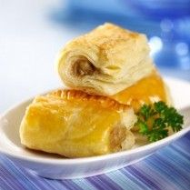 pastry isi sosis