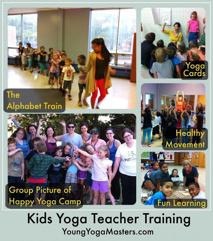 tips teaching group partner yoga kids