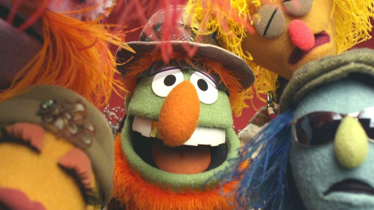 """Watch legendary rock icons Dr. Teeth and the Electric Mayhem perform Paul Simon's """"Kodachrome"""" LIVE in concert featuring the cast of the ABC show The Muppets..."""