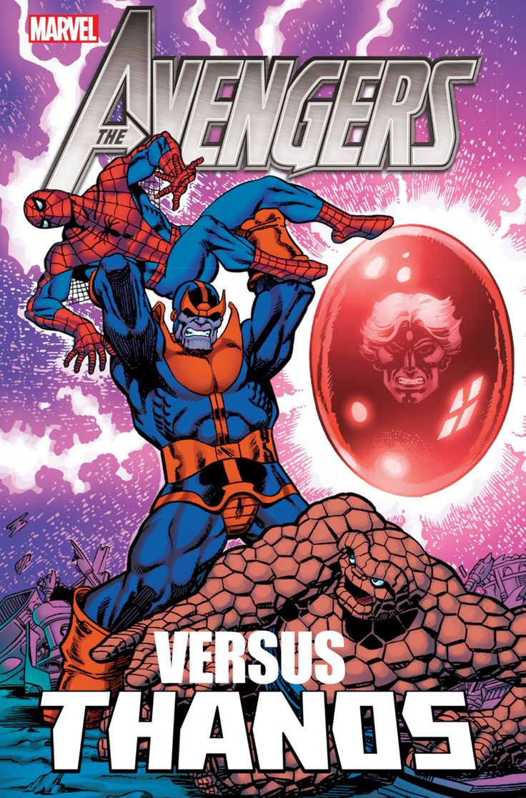 Download Free Avengers vs Thanos (TPB)(2013)