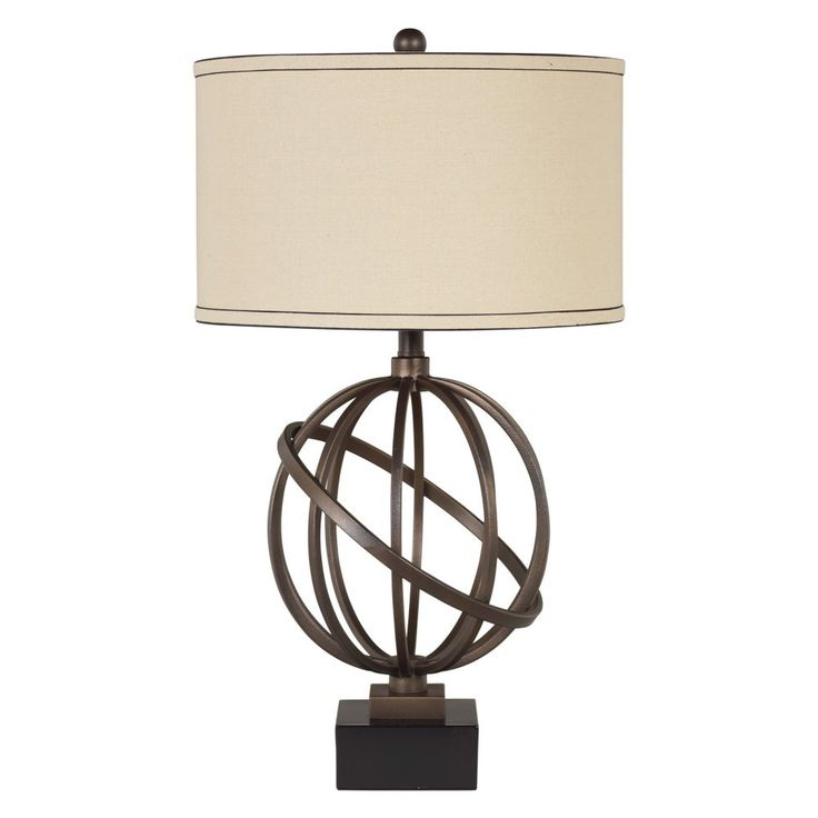 Signature design by ashley l211894 shadell table lamp set of 2