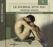 Journal d'Un Fou: Nicolas Gogol [CD], 10926345