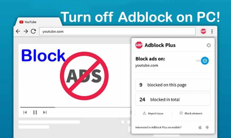 How to easily turn off adblock on pc surely you often