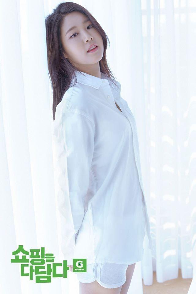AOA 설현 SeolHyun 雪炫  2016 g마켓 wallpaper (640×960)