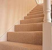 Stairs berber carpet