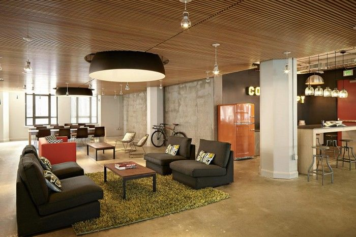 Runways San Francisco Startup Incubator Offices / FME + Seeyond