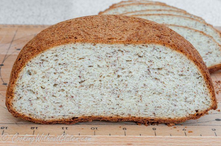 Отличительной особенностью приведенных ниже нескольких рецептов дрожжевого хлеба без глютена с использованием мучных смесей из различных видов муки, является повышенное содержания белка. Введение д…