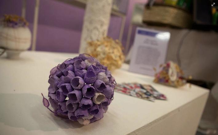Abilmente Fiera Vicenza Marzo 2012 Atelier della sposa creativa Alessandra Fabre Repetto www.alessandrafab...