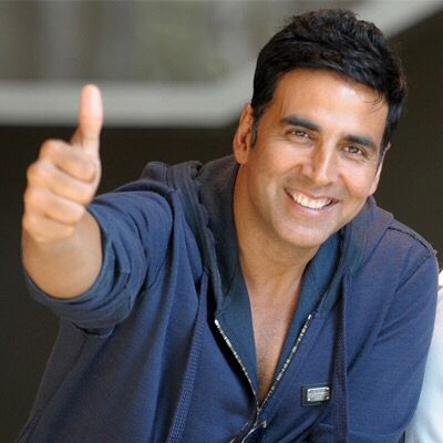 Akshay Kumar, my second- favorite Bollywood dude.