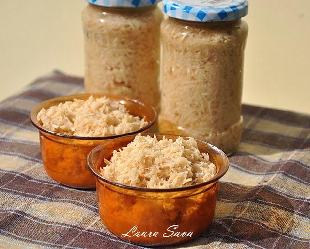 Hrean in otet | Retete culinare cu Laura Sava