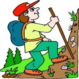 Camping Activities for Kids - Camping and Hiking Activities and Games.....magnifying glass game during down time