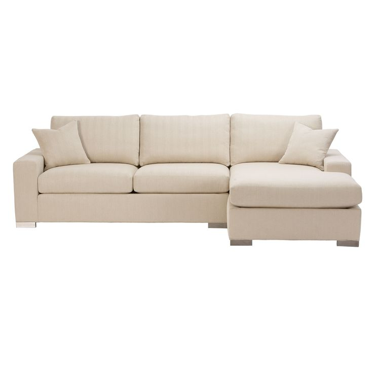 Conway Sectional Ethan Allen Us 119x37x65 3038