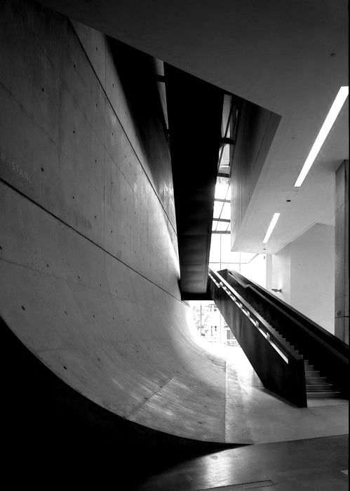 ZH: Architecture Modern Future, Architecture B W, 12 Design, Architecture K 03, Ai Ty Stairs Railings, Design Lenses, Places Spaces, Art Architecture Photography