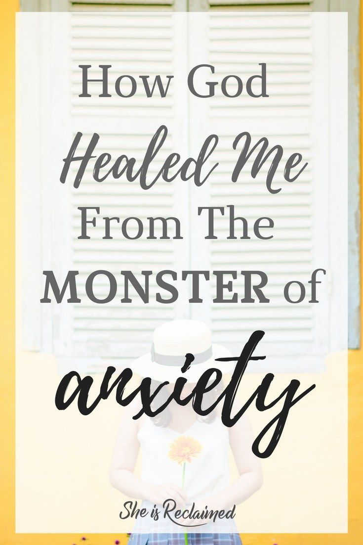 Did you know that anxiety disorders are the most common mental disorder, and 40 percent of Americans deal with it? AND women are TWICE as likely to deal with it then men? So, where does anxiety come from? And why do women struggle with it so much?