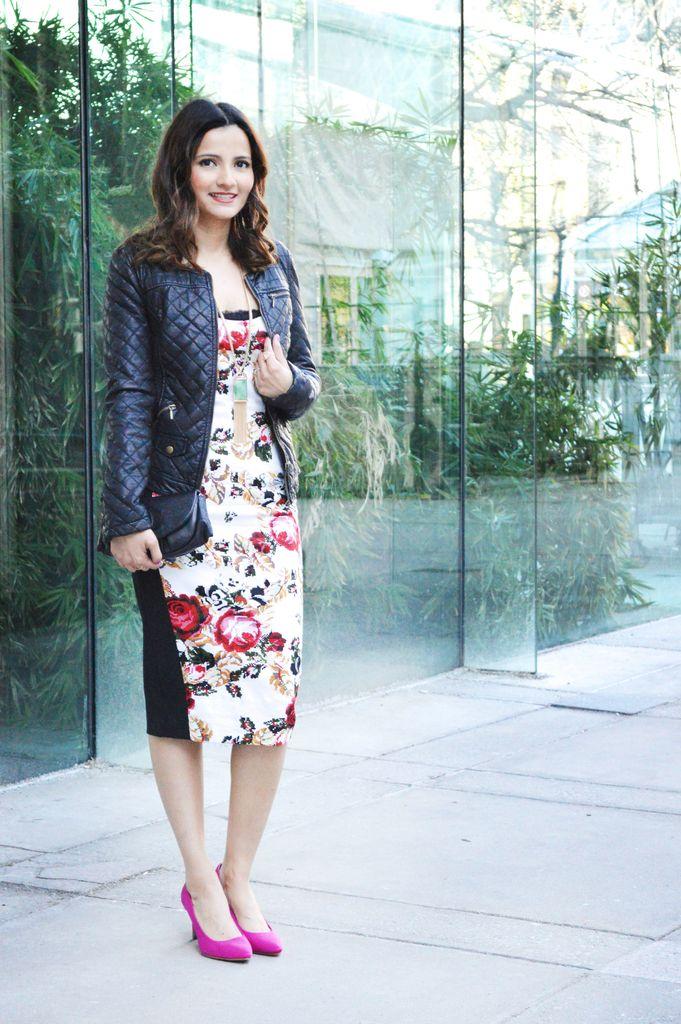 Dressing Up for Fashion Week | Ella Pretty