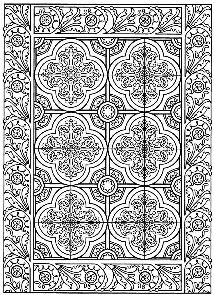 Page 22 From Decorative Tile Designs By Marty Noble