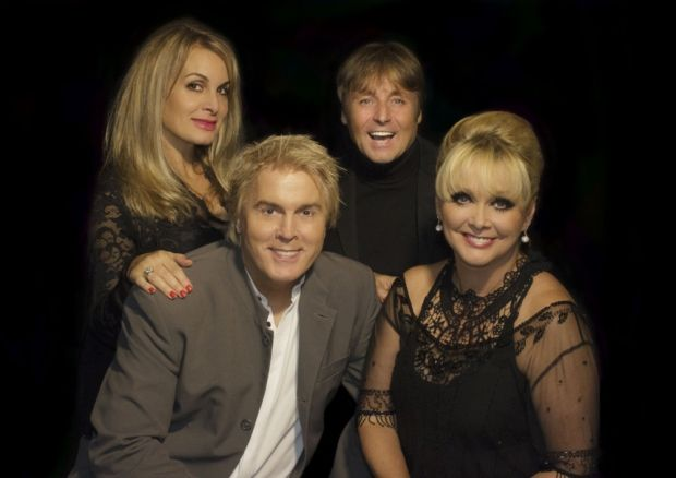 ON STAGE ... Cheryl Baker, Mike Nolan and Jay Aston, Formerly of Bucks Fizz, with special guest Bobby McVay, are coming to the Customs House, South Shields.
