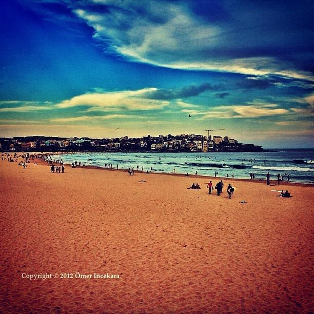 Bondi beach - Sydney, Australia #sydney #australia