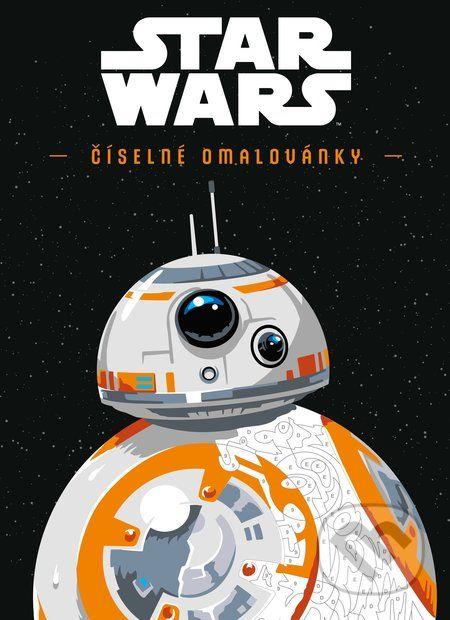 Vítejte na vesmírné misi! Vaším cílem je proměnit stránky této knihy na ilustrace z kultovního světa Star Wars®. Spojováním teček vytvoříte ilustrace svých známých postav, droidů, strojů nebo  dokonce celých výjevů. A to je... (Kniha dostupná na Martinus.cz se slevou, běžná cena 249,00 Kč)