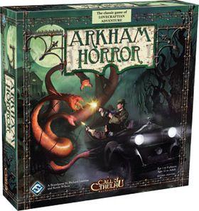 Arkham Horror - Brädspel