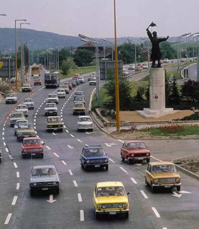 Autók a Kádár-korszakban.