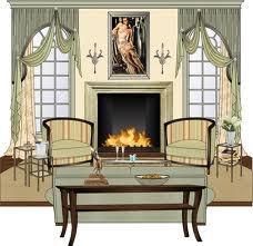 1920s Interior Design S K P Google