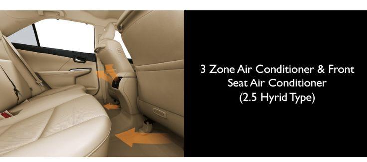 New Camry Hybrid - Interior Seat - AUTO2000