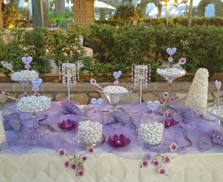 Confetti per tutti i gusti in un'atmosfera accogliente per soddisfare il palato dei tuoi invitati.
