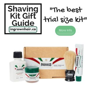 """""""A collection of all of your favorite Proraso shaving essentials in on-the-go sizes.What it does: Just because you travel doesn't mean you should settle for less than a perfect shave. Take your grooming ritual wherever you go with this travel shaving kit."""""""