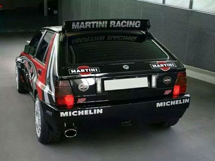 Best Lancia Delta Images On Pinterest Lancia Delta Car And