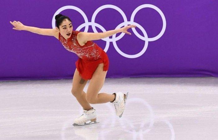 American Figure Skater Mirai Nagasu Makes History At 2018 Winter Olympics