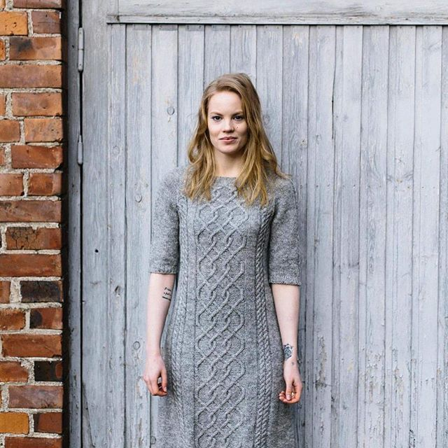 The feel of wool on one's skin is like a hug of a close friend - familiar and comforting. Have you already cast on your very own Ancasta dress by @meijuknits from our first issue? We love how it keeps us warm during the coldest of winter days, shields us from wind and snow.  #lainemagazine #nordicknitlife #meijuknits #ancastadress #isager #isagergarn #jensenyarn #knitting #knittersofinstagram #instaknit #knitstagram #livefolk #liveauthentic #simplelife #thatsdarling #passionpassport