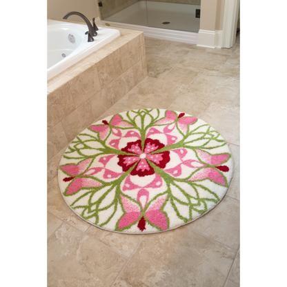 Target Bath Rug White